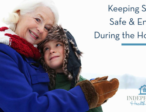 Keeping Seniors Safe and Engaged During the Holidays