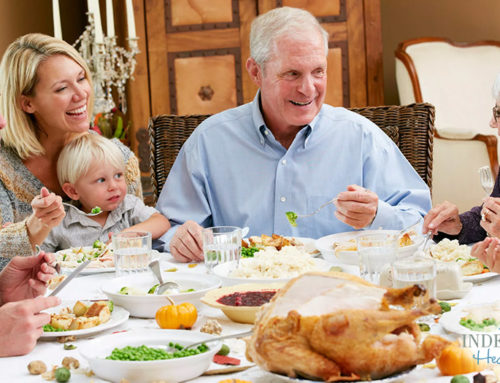 How to Make Thanksgiving Easier for Your Seniors