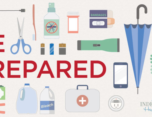 How Seniors Can Be Prepared For A Natural Disaster