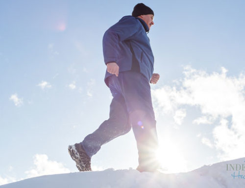 Keeping Up Your Winter Exercise Routine